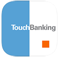 Touch Banking new app logo