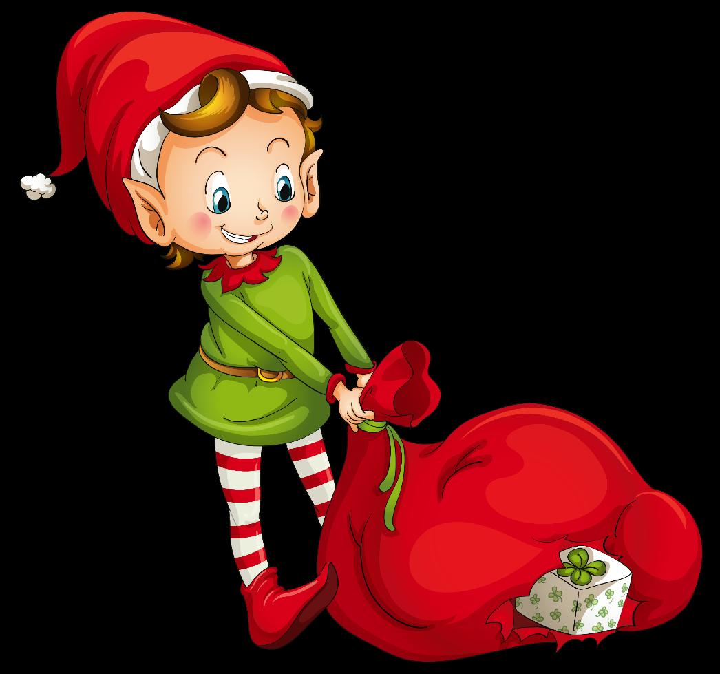 RCEFCU Holiday Special 2019 Elf